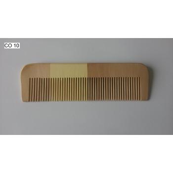 Гребен за коса СО 10 дървен