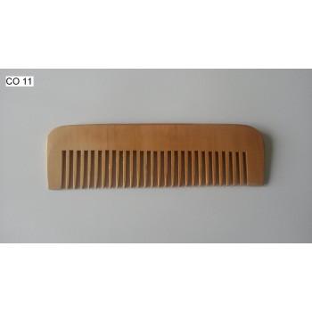 Гребен за коса СО 11 дървен