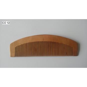 Гребен за коса СО 12 дървен